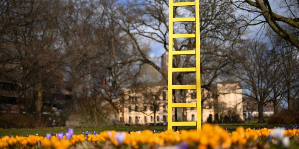 Die Leitern kommen!