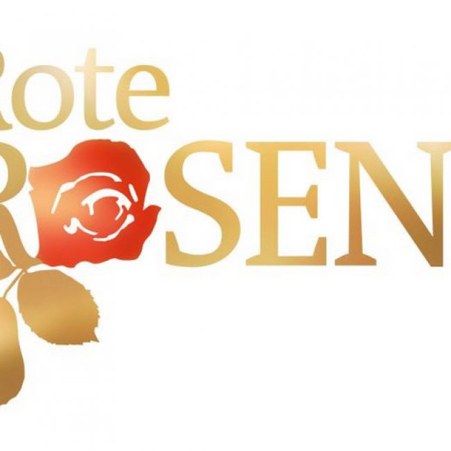 Rote Rosen … Gelbe Leitern